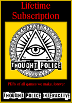 Thought Police Lifetime Subscription [BUNDLE]