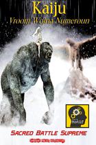 Kaiju: Vroom Wojna Numeroun (Sacred Battle Supreme)