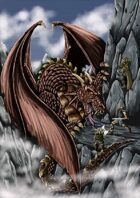 """Art Stock"" Red Dragon"