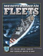 Mediterranean Fleets 2012 Standard