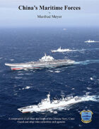 Modern Chinese Maritime Forces