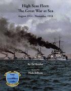 High Seas Fleet, 2nd Edition Scenario Booklet
