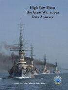 High Seas Fleet, 2nd Edition Annex Booklet