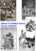 ABS12 Flexible Solo Game Engine 2nd edition