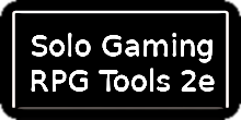 RPG Tools 2nd Edition