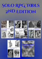 Solo RPG Tools 2nd Edition [BUNDLE]
