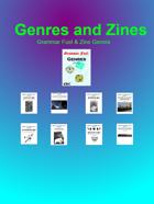 Genres and Zines [BUNDLE]