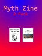 Myth Zine 2-Pack [BUNDLE]