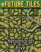 e-Future Tiles: Xenomorph Hive
