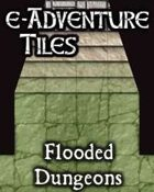 e-Adventure Tiles: Flooded Dungeons