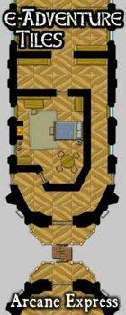 e-Adventure Tiles: Arcane Express