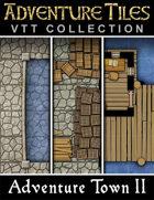 Adventure Tiles VTT Collection: Adventure Town II