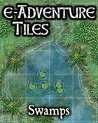 e-Adventure Tiles: Swamps