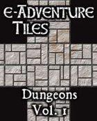 e-Adventure Tiles: Dungeons Vol. 1