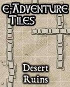 e-Adventure Tiles: Desert Ruins