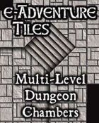 e-Adventure Tiles: Multi-Level Dungeon Chambers