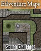 Edventure Maps: Sewer Challenge