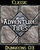 Classic Adventure Tiles: Dungeons 03