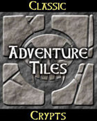 Classic Adventure Tiles: Crypts