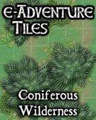 e-Adventure Tiles: Coniferous Wilderness