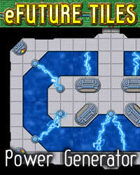 e-Future Tiles: Power Generator