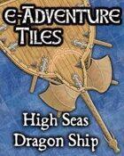 e-Adventure Tiles: High Seas Dragon Ship