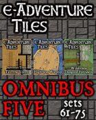 e-Adventure Tiles: Omnibus 5 [BUNDLE]