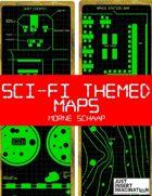 Sci-fi map pack
