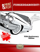 Fuhgeddaboudit! Fifth Anniversary Edition (SWADE)