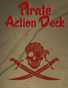 The Pirate Action Deck