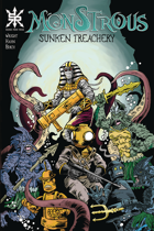 Monstrous ONE SHOT:  Sunken Treasure