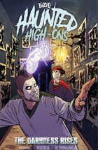Twiztid Haunted High-Ons: The Darkness Rises Collected Ed.