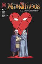Monstrous: Heartbreak and Bloodloss #2