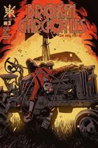 Broken Gargoyles: Sin and Virtue #3