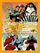The Character Codex III: Book of Eastern Fantasy Classes