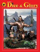Dice & Glory RPG Core Rulebook