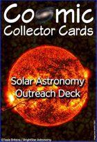 Solar Astronomy Outreach Deck