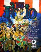 The Folio #2 [1E & 5E Format] ROS2