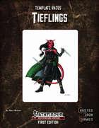 Template Races: Tieflings
