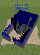 Ashlar Master Deck: Blue Team