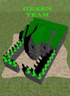 Ashlar Master Deck: Green Team