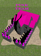 Ashlar Master Deck: Pink Team