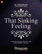 That Sinking Feeling (Level 9 PCs)