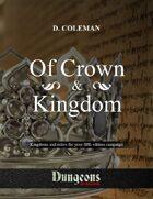 Of Crown & Kingdom