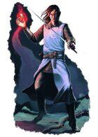 Character - Moon Elf - RPG Stock Art