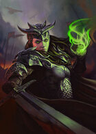 Cover full page - Soul Stealer - RPG Stock Art
