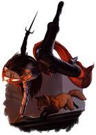 Character - Kitsune - RPG Stock Art