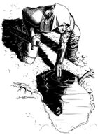 Character ink - tracker - RPG Stock Art