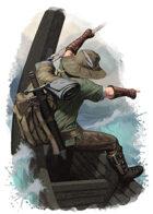 Character - Explorer - RPG Stock Art
