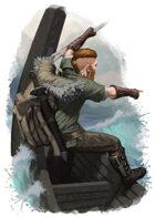 Character - Explorer Viking - RPG Stock Art